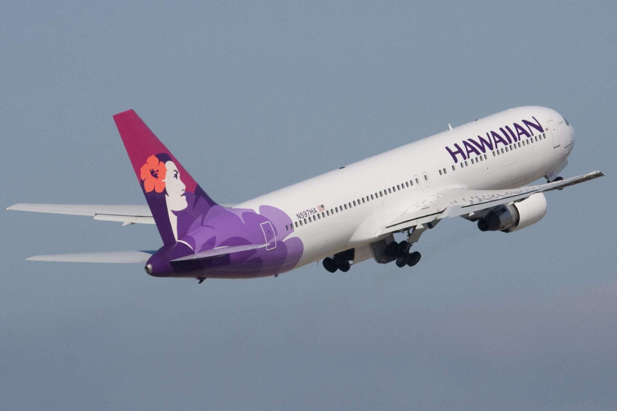 Hawaiian Airlines Boeing 767
