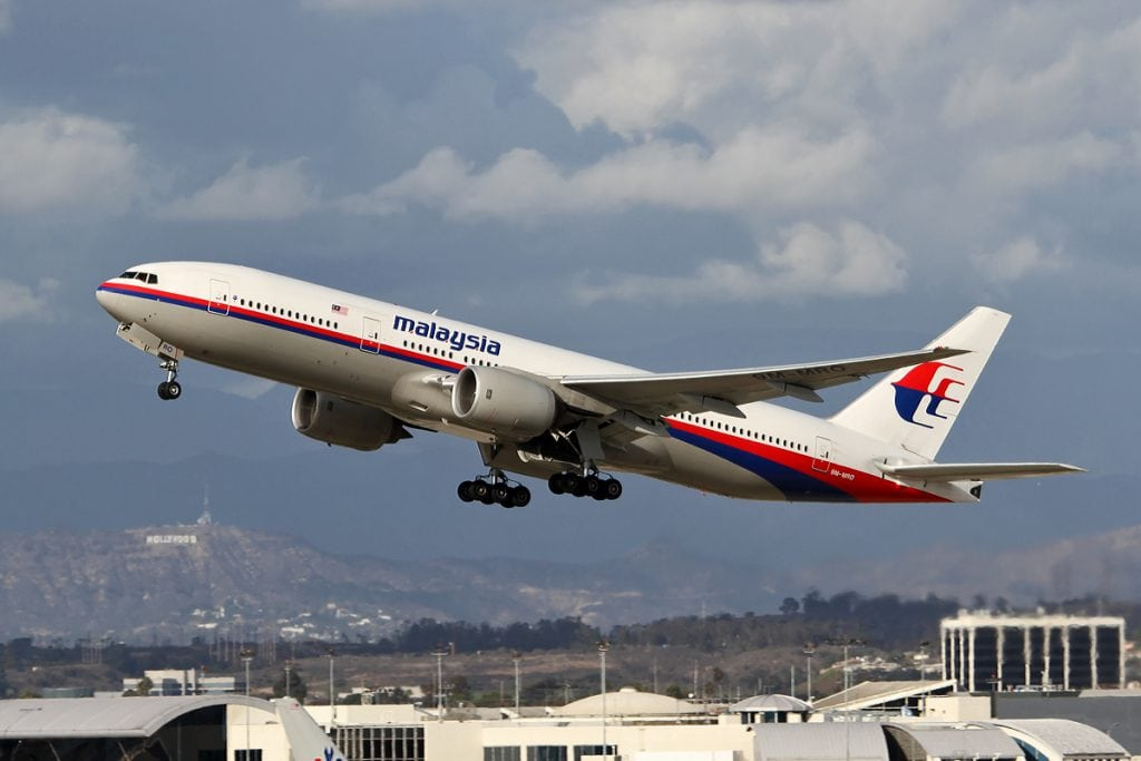 A Malaysian Airlines Boeing 777, flight MH370, went missing from radar in March 2014. Now based on the reported discovery of a flaperon from flight 370, authorities are trying to determine what happened. Photo: Flickr - Creative Commons. By - SA Paul Rowbotham.