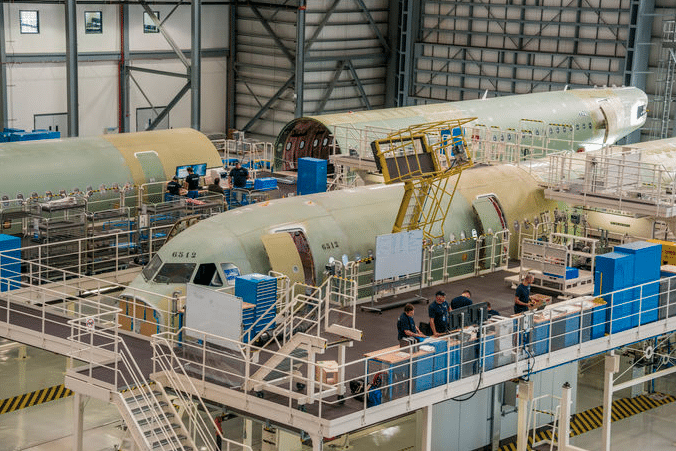 Airbus has inaugurated a new manufacturing facility in Mobile, Ala.