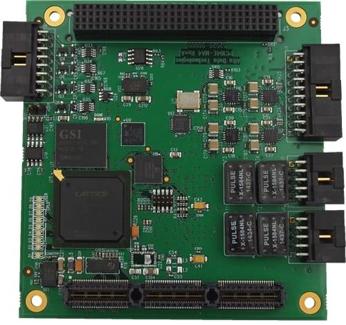 PCI/104 Express PCIe/104 MIL-STD-1553 and ARINC Interface Card