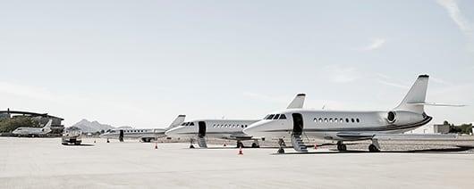 BBA Aviation Signature aircraft