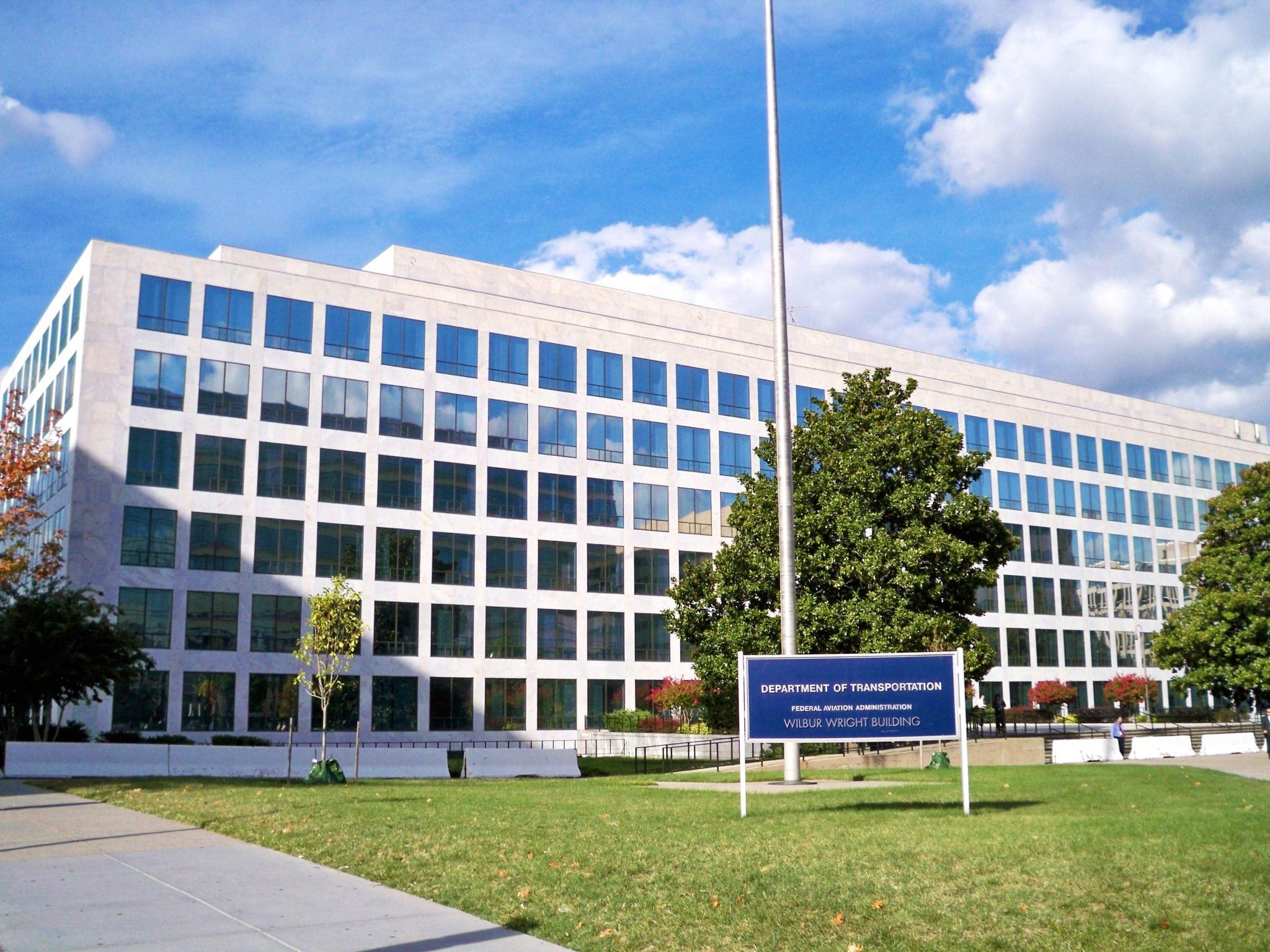 FAA Headquarters in Washington, D.C.