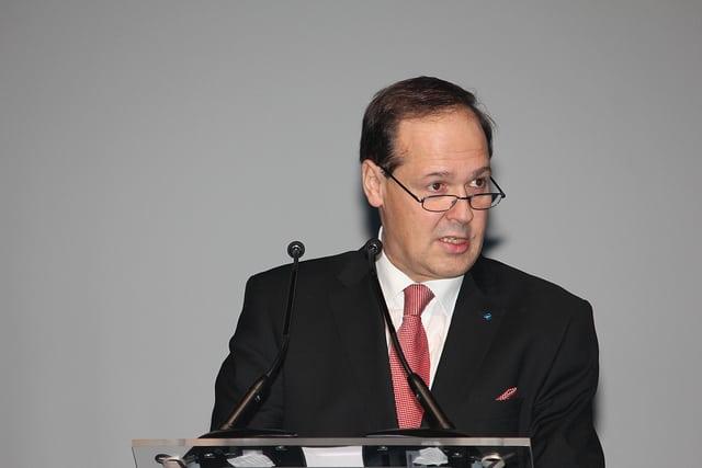 Frank Brenner, director general, Eurocontrol