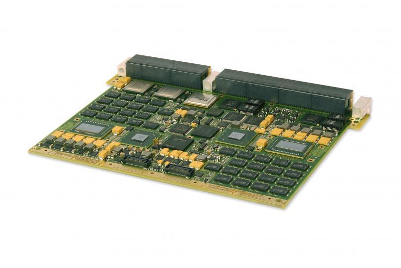 GE radar processor for USAF platforms. Photo: GE
