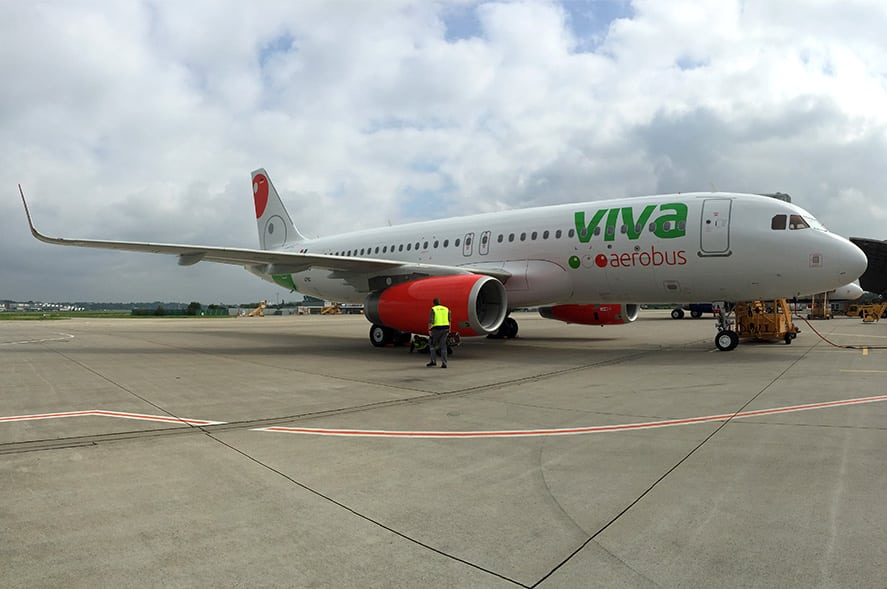 Avolon delivers one new Airbus A320-200 aircraft to VivaAerobus