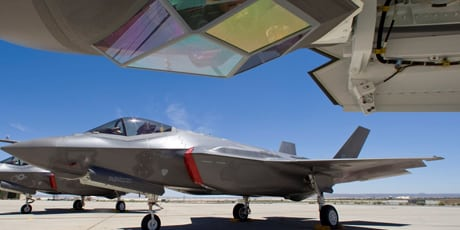 Electro-Optical Targeting System (EOTS) for the F-35 Lightning II