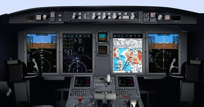 Pro Line 21 Integrated avionics suite the cockpit of Avicopter's new AC312E/C helicopters will be based on
