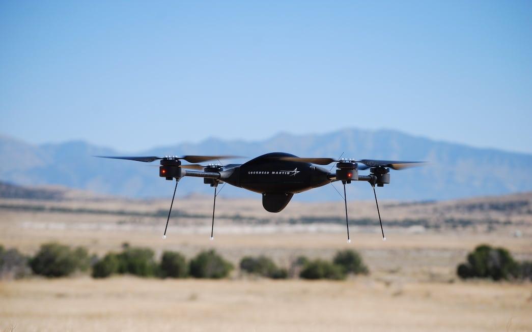 Lockheed Martin Indago