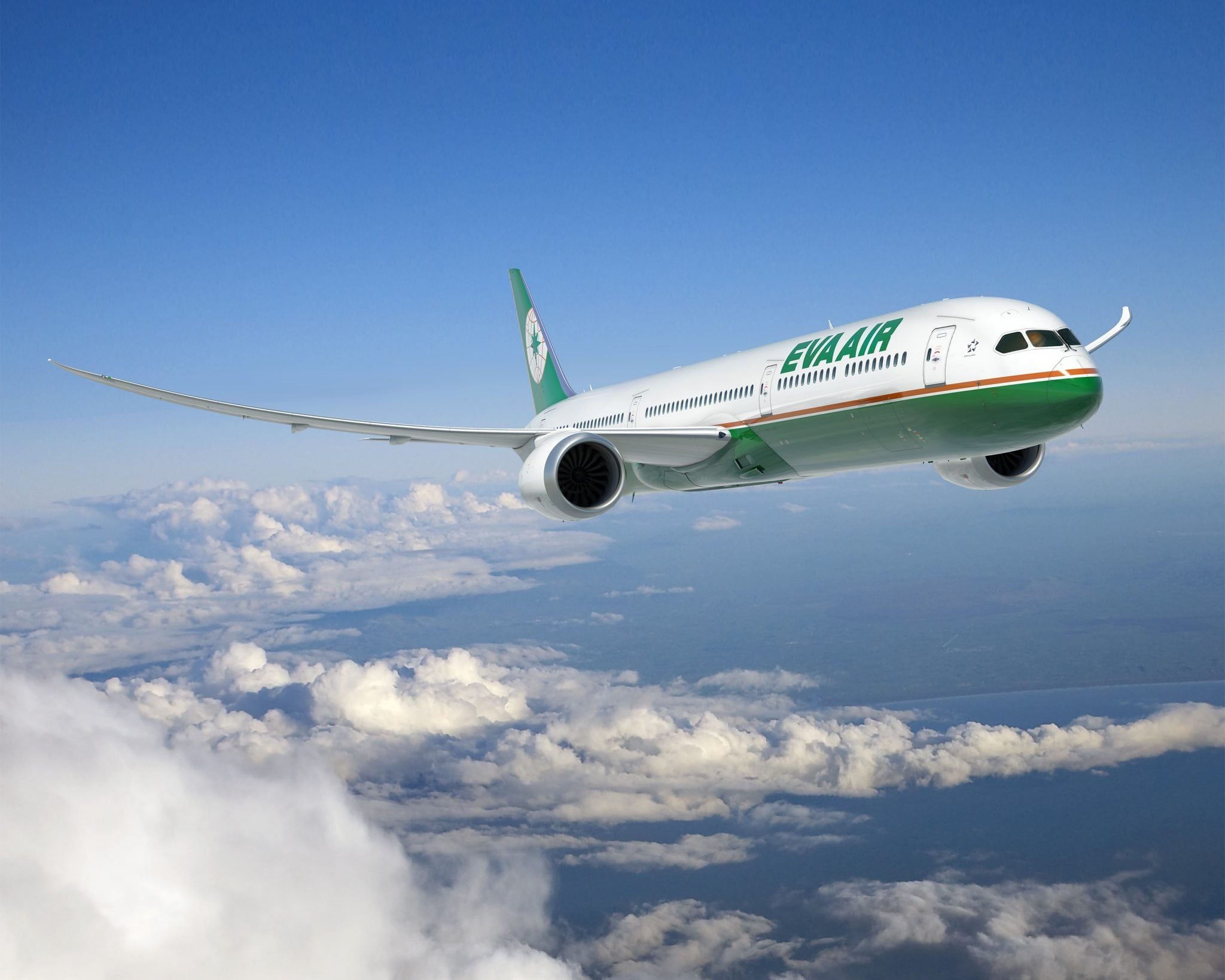 EVA Airways aircraft