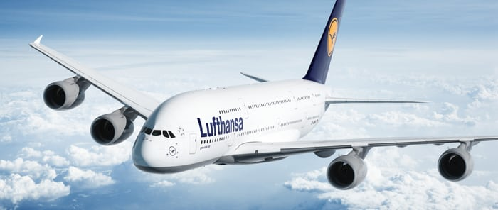Lufthansa has signed a 10-year agreement for Inmarsat satellite connectivity