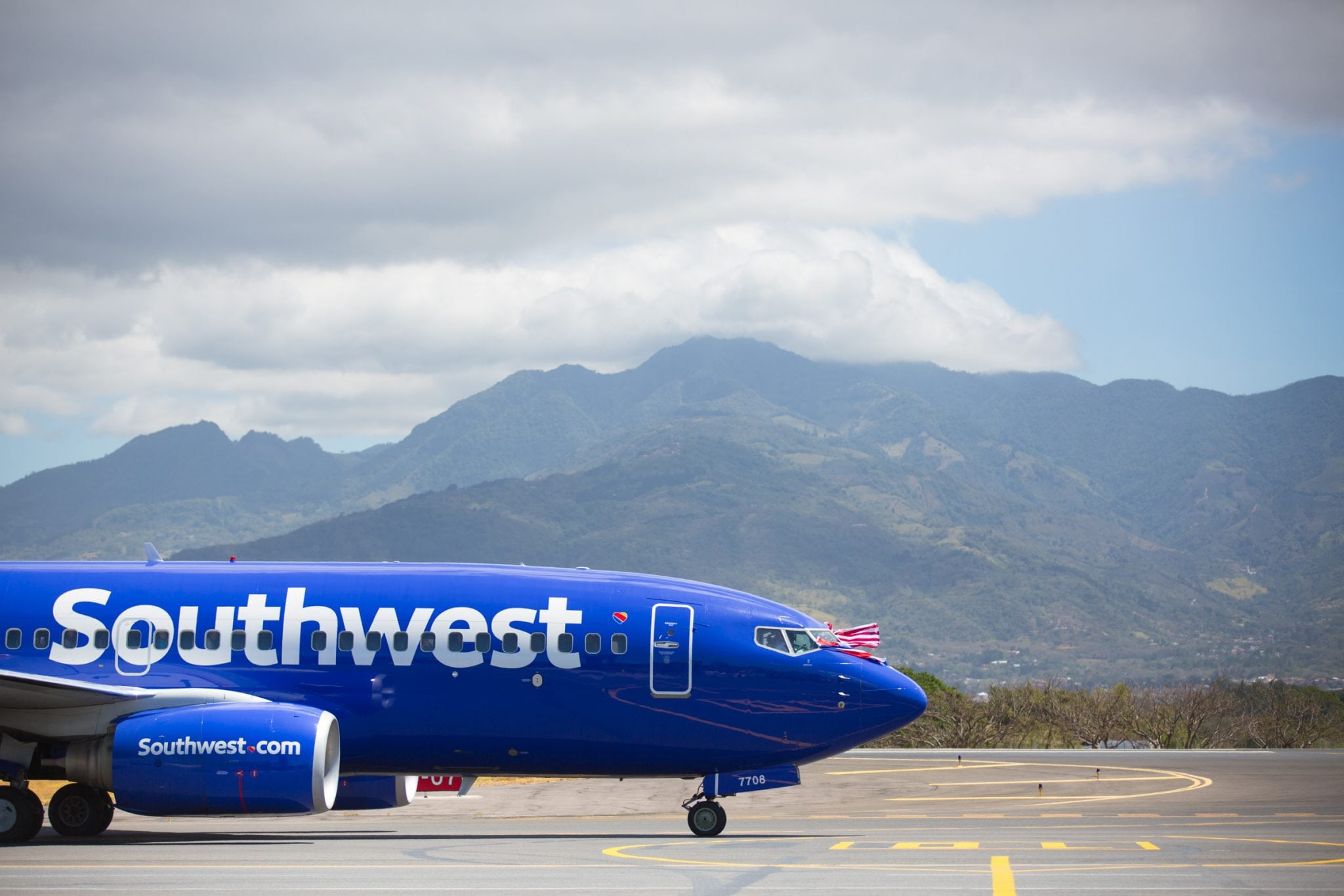 Southwest Airlines has posted a record third quarter