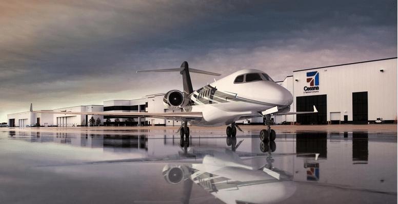 Textron's Cessna Citation Longitude