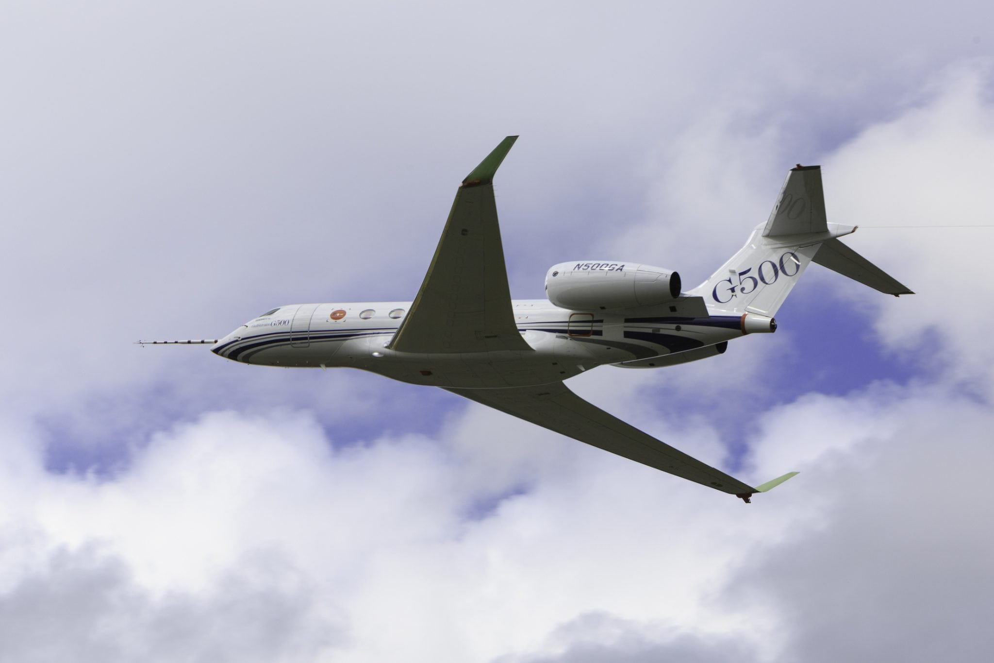 Gulfstream G500 aircraft