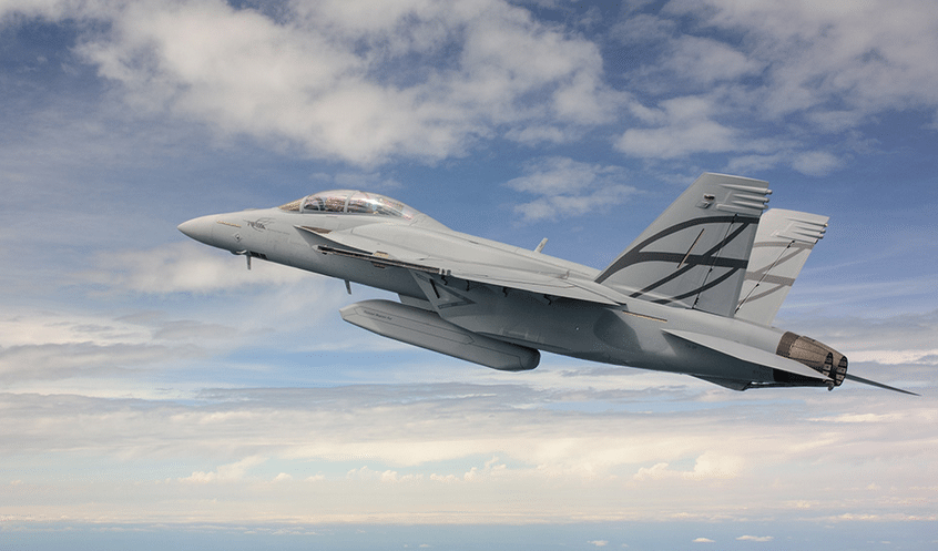 The F/A-18 Super Hornet