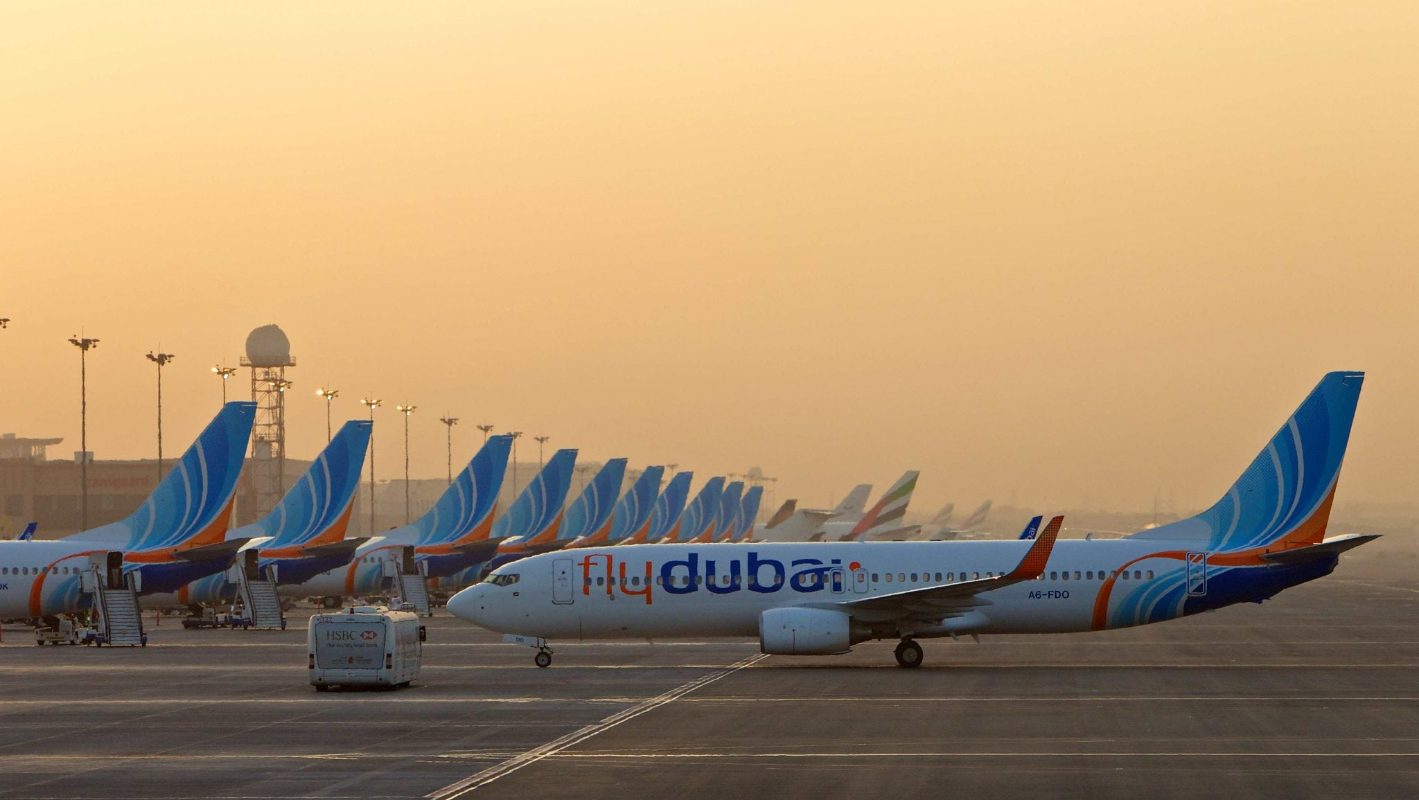 flydubai is looking to incorporate Rockwell Collins avionics into its fleet in coming years