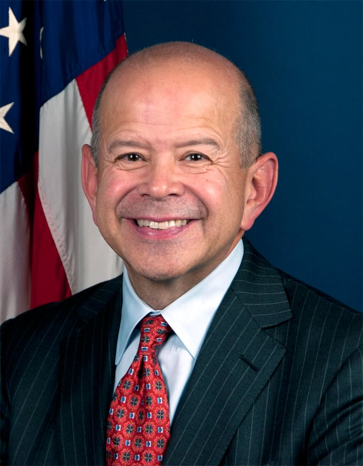 FAA Administrator Michael Huerta