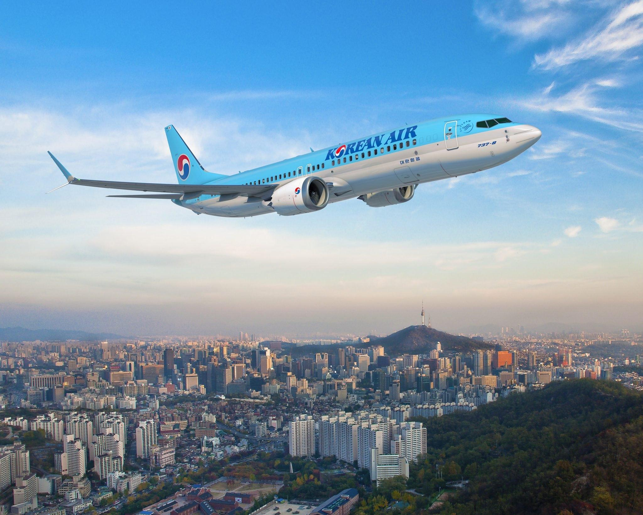 Boeing has confirmed Korean Air's $4 billion fleet upgrade.