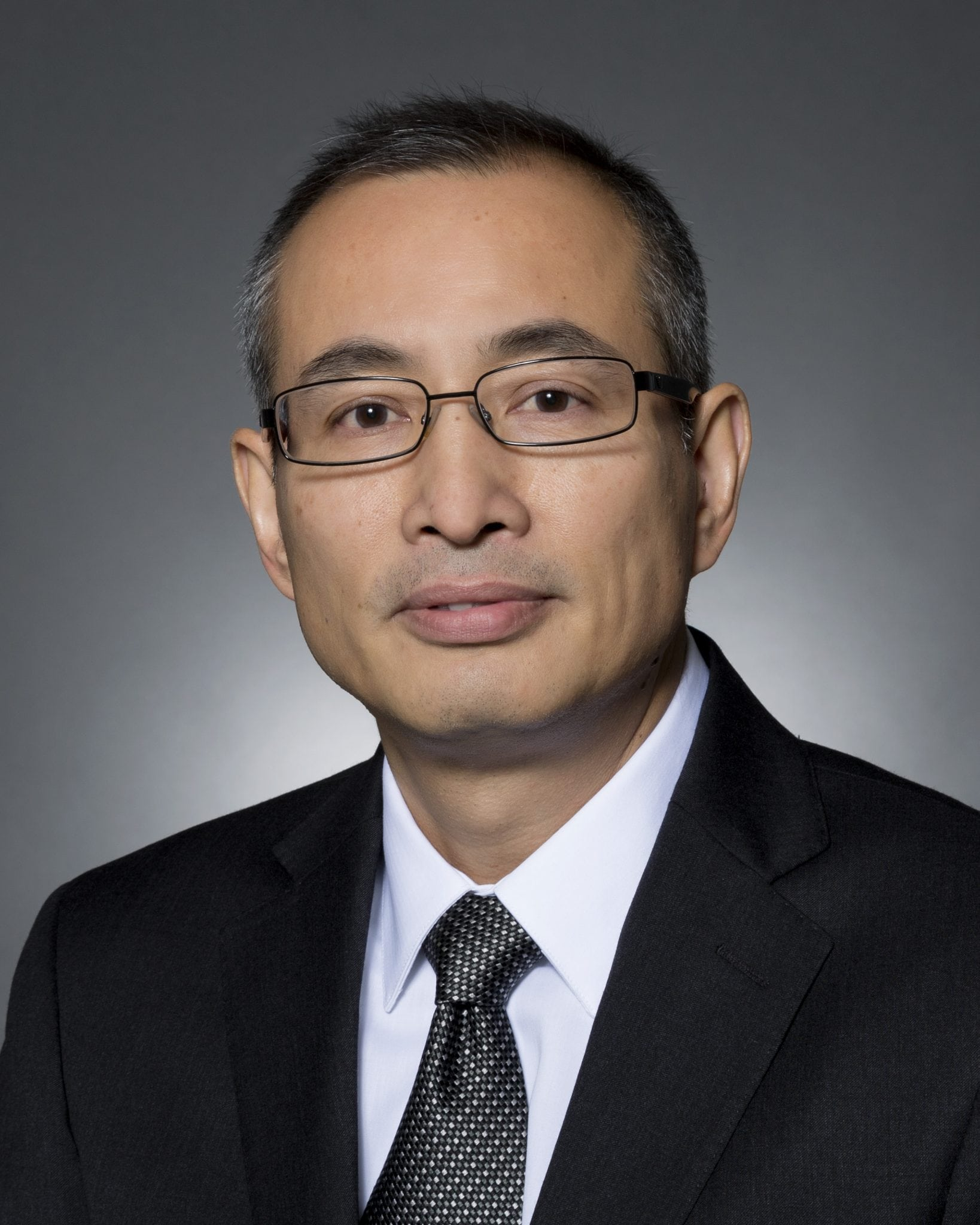 Matthew Liu is the new regional VP for sales in greater China.