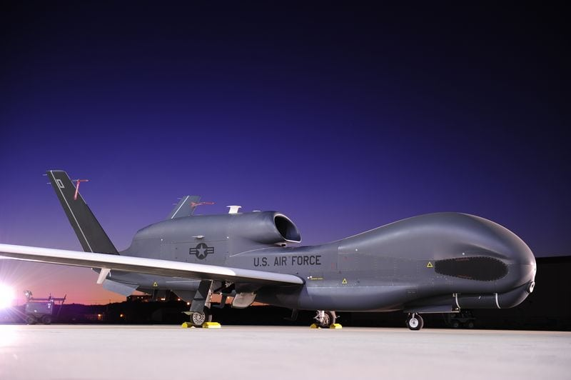 RQ-4 Global Hawk UAS