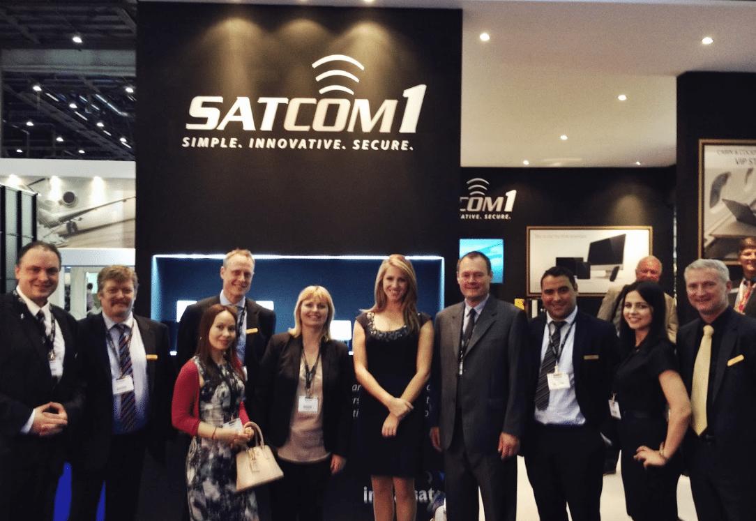 Satcom1 team