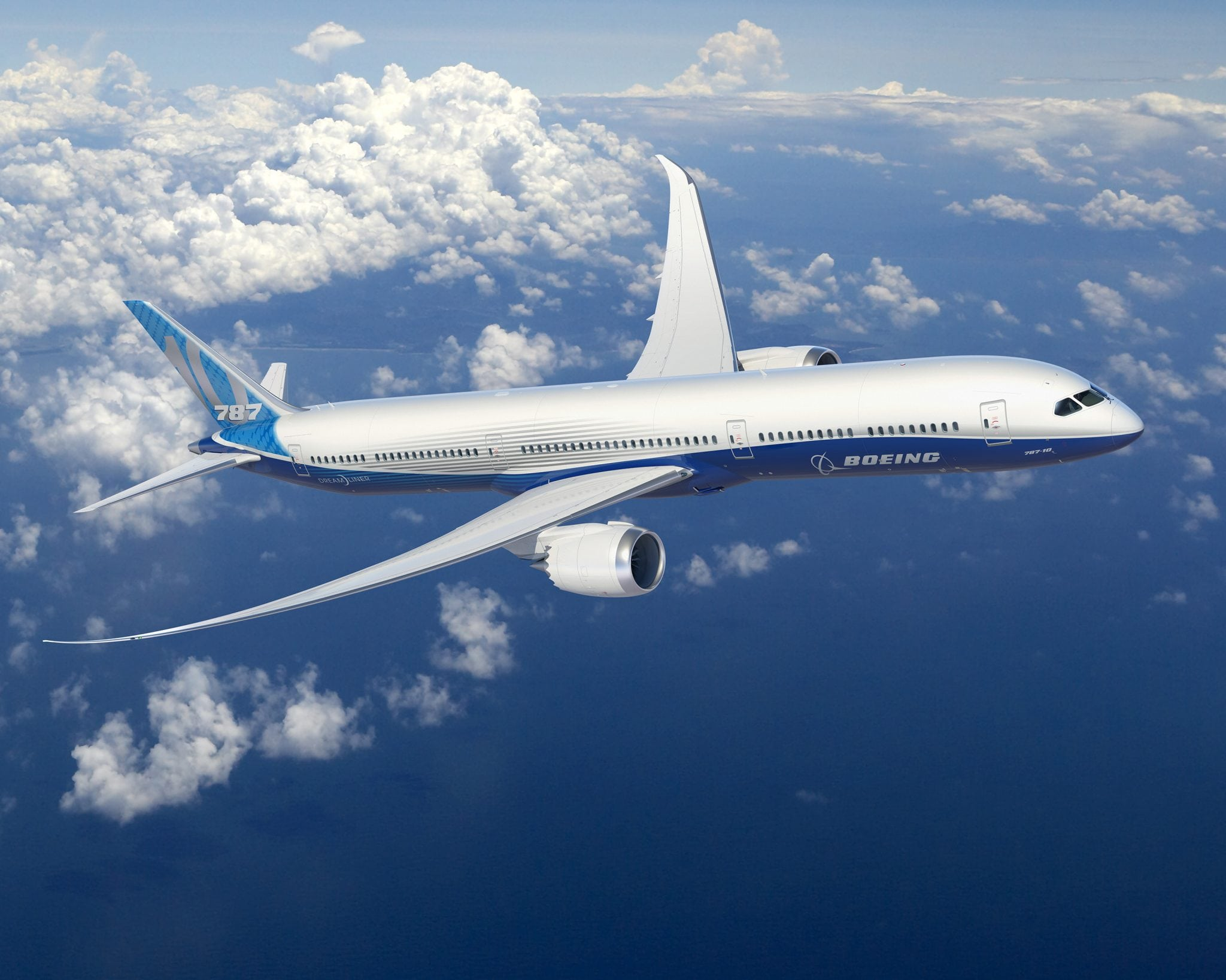Boeing has completed detailed design for its new iteration of the Dreamliner