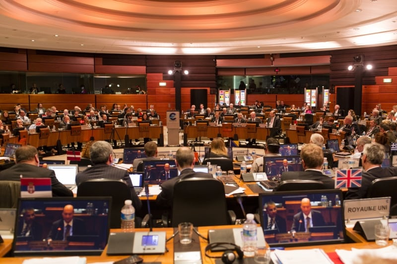 The 41 Eurocontrol member states met during the annual Provisional Council meeting