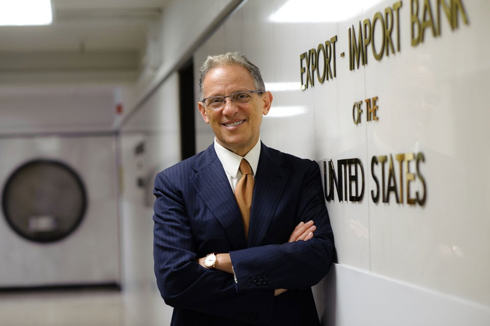 Fred Hochberg, chairman and president of Export-Import Bank
