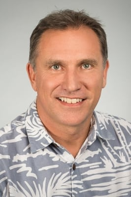 Jon Snook, chief operations officer, Hawaiian Airlines