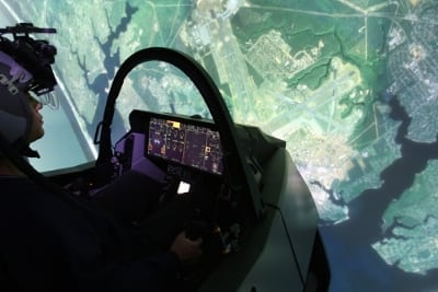 The U.S. Air Force is employing new virtual training tech to prepare pilots for the F-35