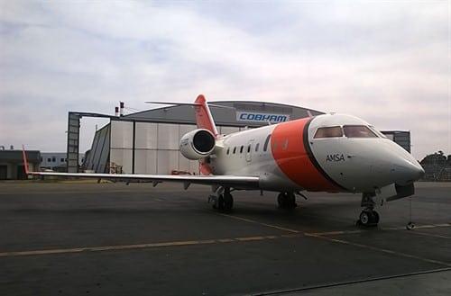 AMAS AeroRescue Aircraft. Photo: Cobham
