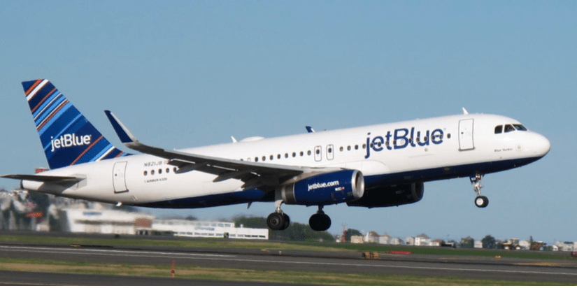 JetBlue will equip with Thales new seatback IFE system