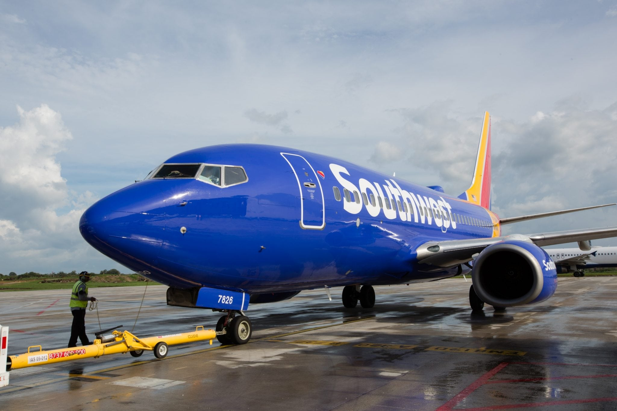 Southwest Airlines has seen record profits as a result of lower fuel prices and fleet modernization efforts