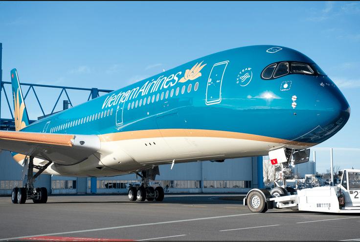 Vietnam Airlines airplane