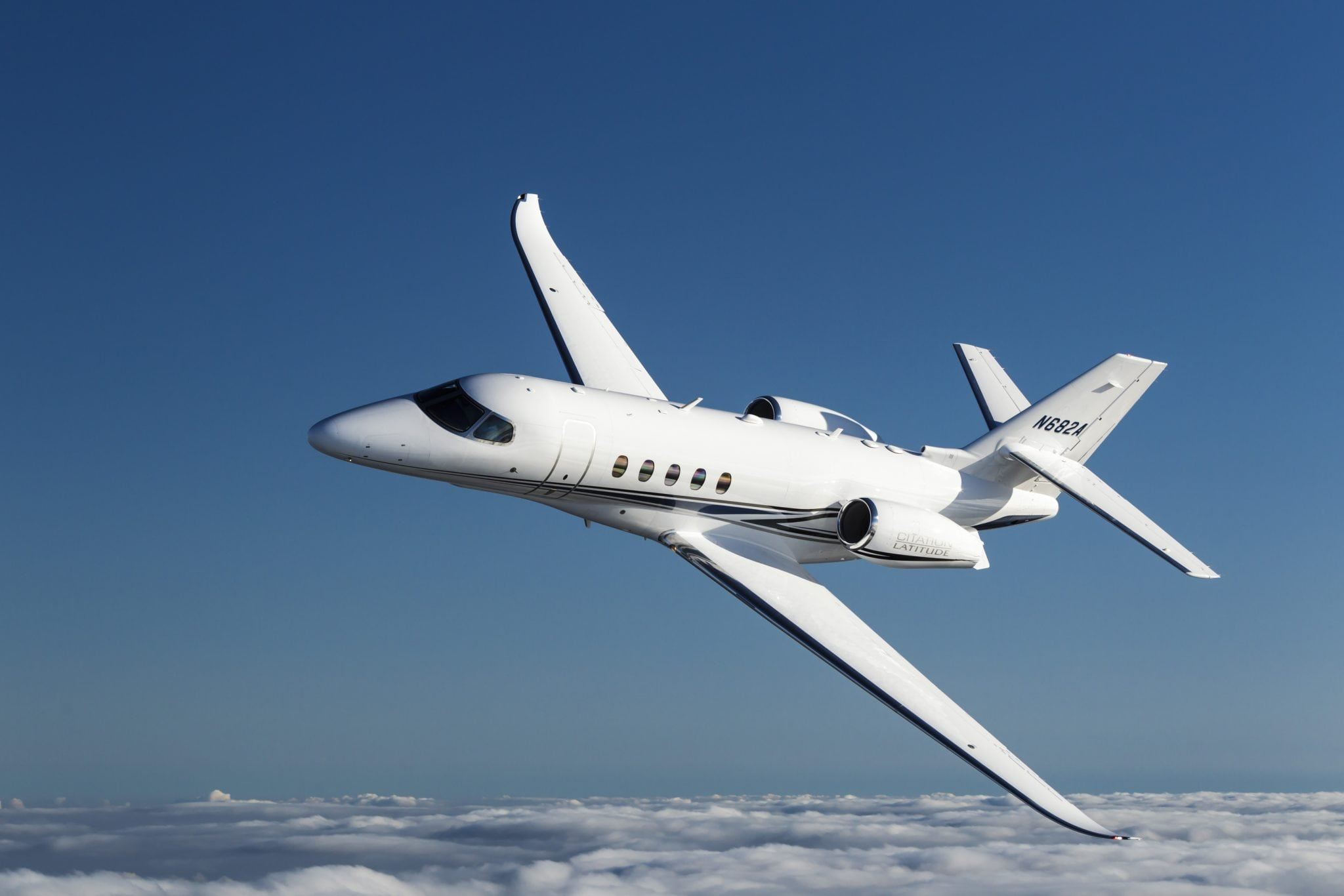 Cessna's Citation Latitude has received EASA certification