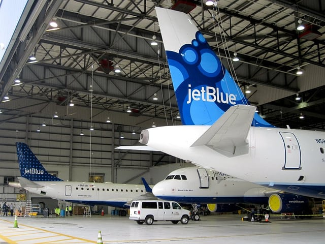 JetBlue is ramping up its free Fly-Fi offering on its A320 fleet