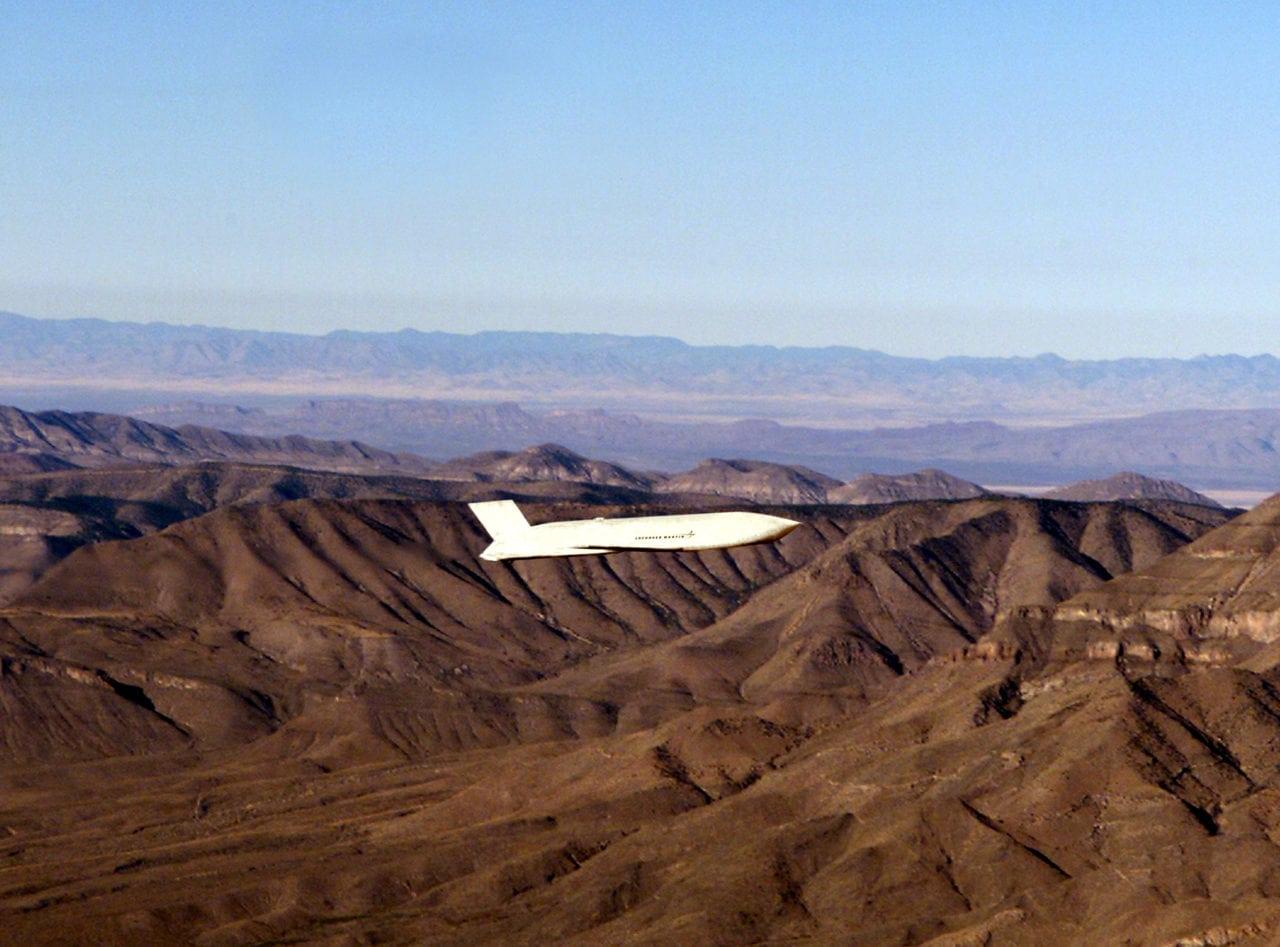 JASSM's airframe