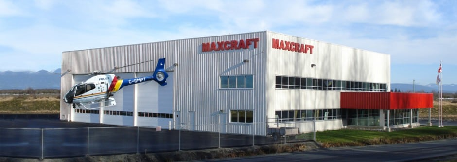Maxcraft avionics hangar