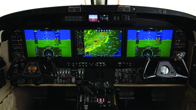 Pro Line Fusion for King Air turboprops