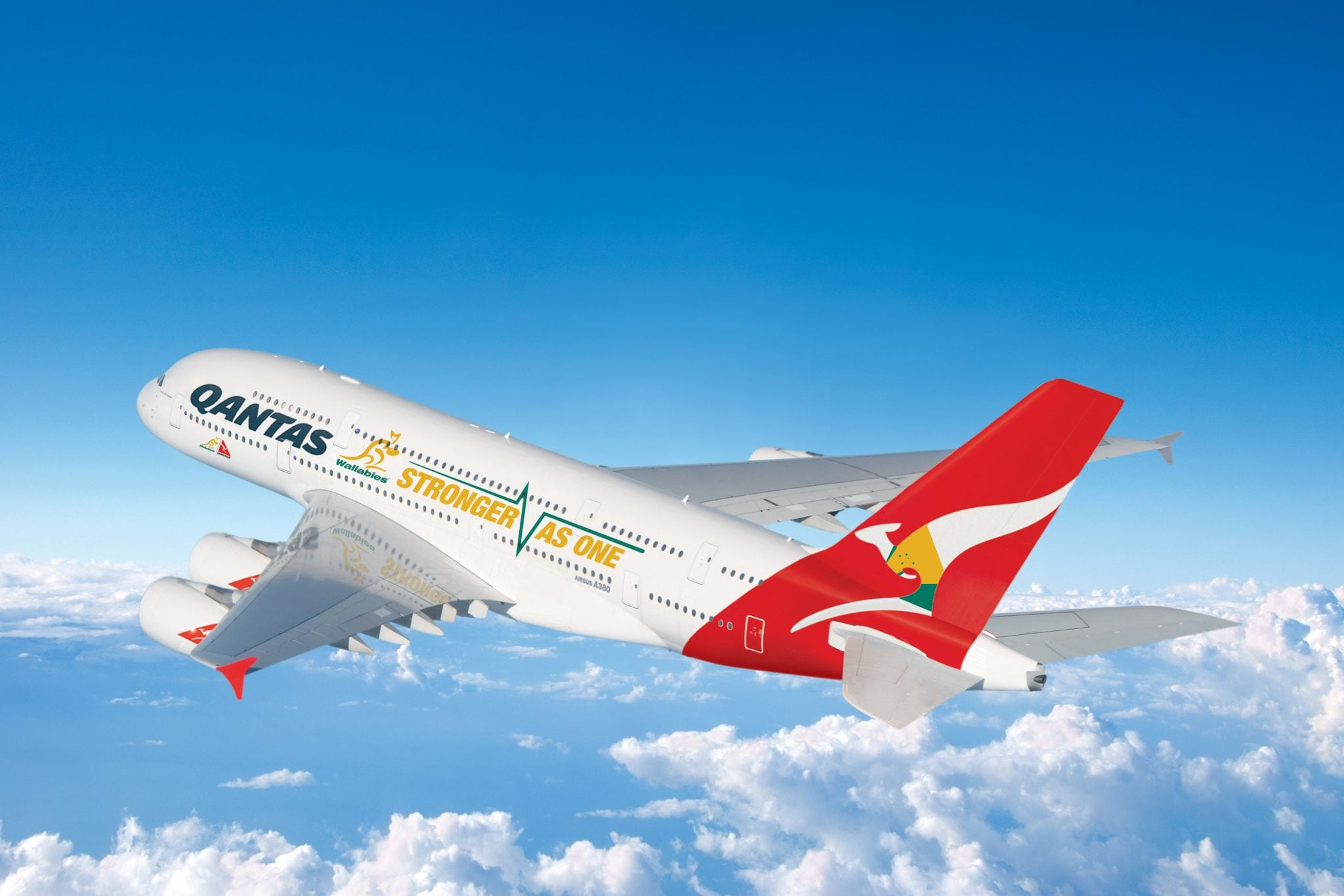 Qantas has selected ViaSat as its connectivity provider for domestic flights