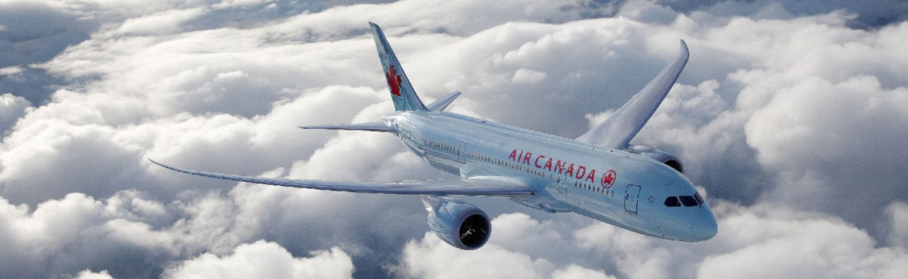 Air Canada has inked a satellite connectivity contract with Gogo