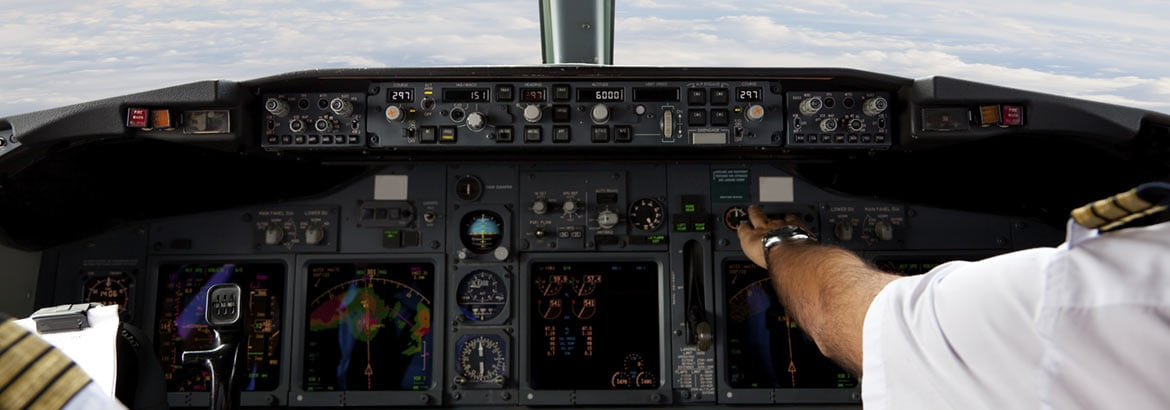 The commercial avionics market will grow to $22 billion in the next five years
