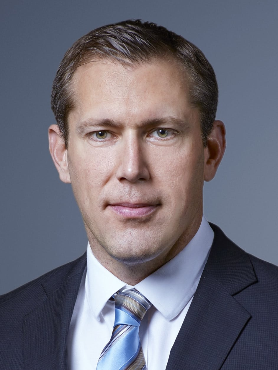 Eric Strafel, Aviall president and CEO