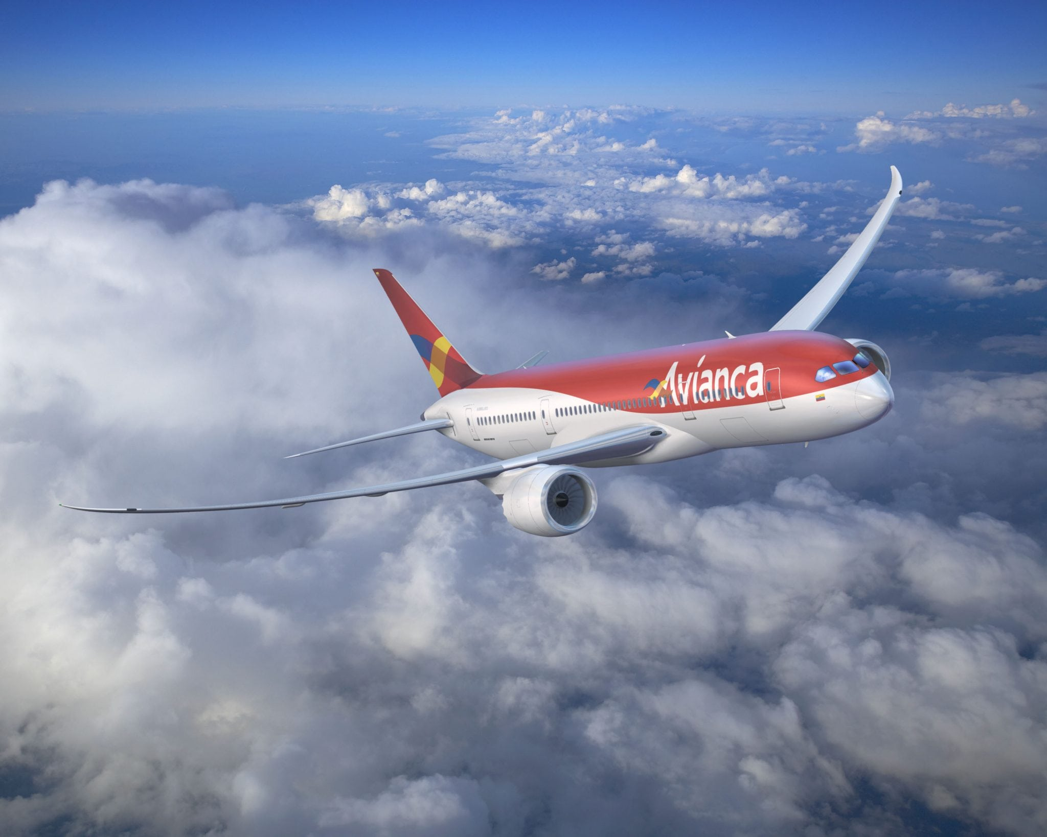 Aircraft from Latin American-carrier Aviana Airlines