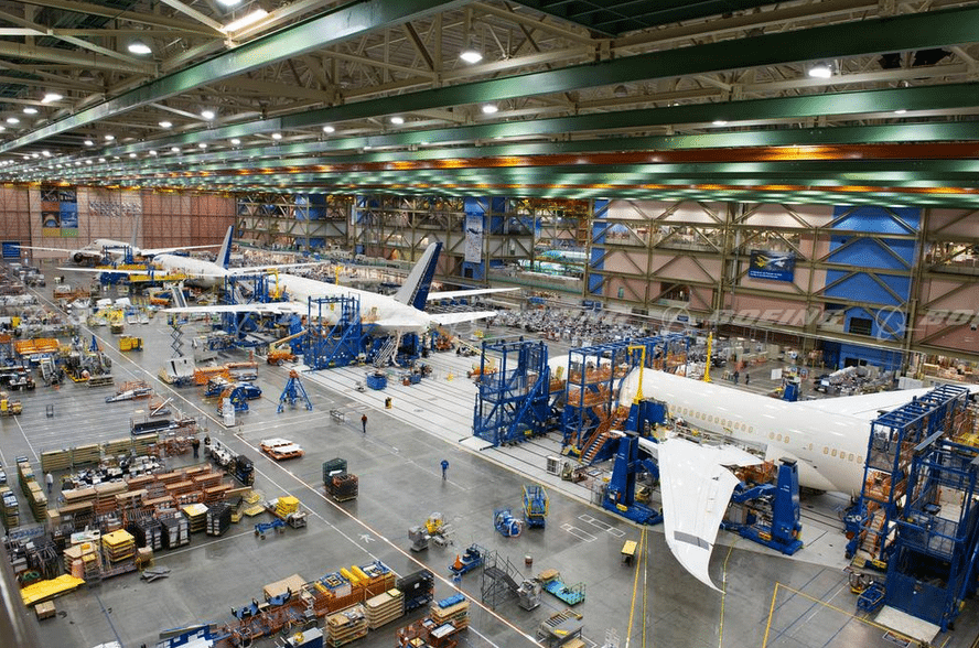 """Boeing is projecting massive growth that could open up the market to a """"successful third competitor"""""""