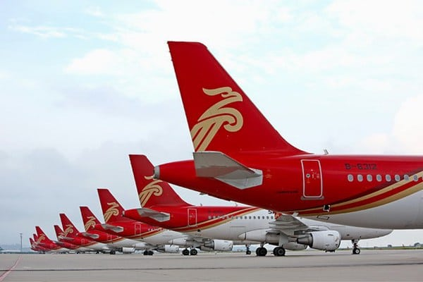 Cobham's SwiftBroadband system has been certified for the Shenzhen Airlines 737 fleet