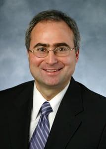 Ed Sayadian, president of mission networks at Harris