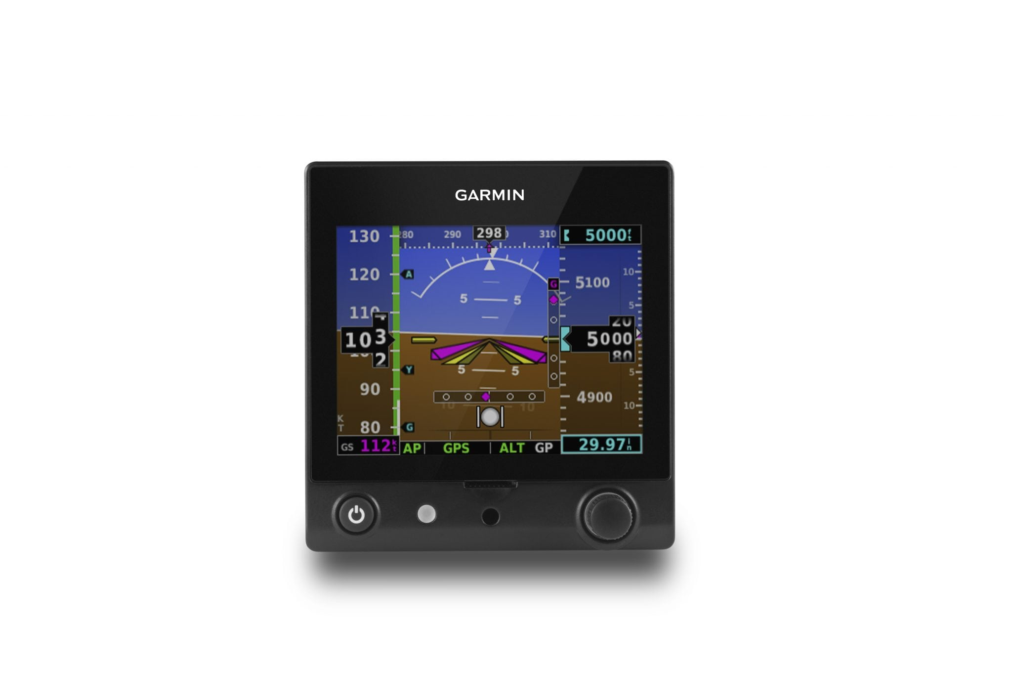 Garmin's G5 EFIS for experimental aircraft