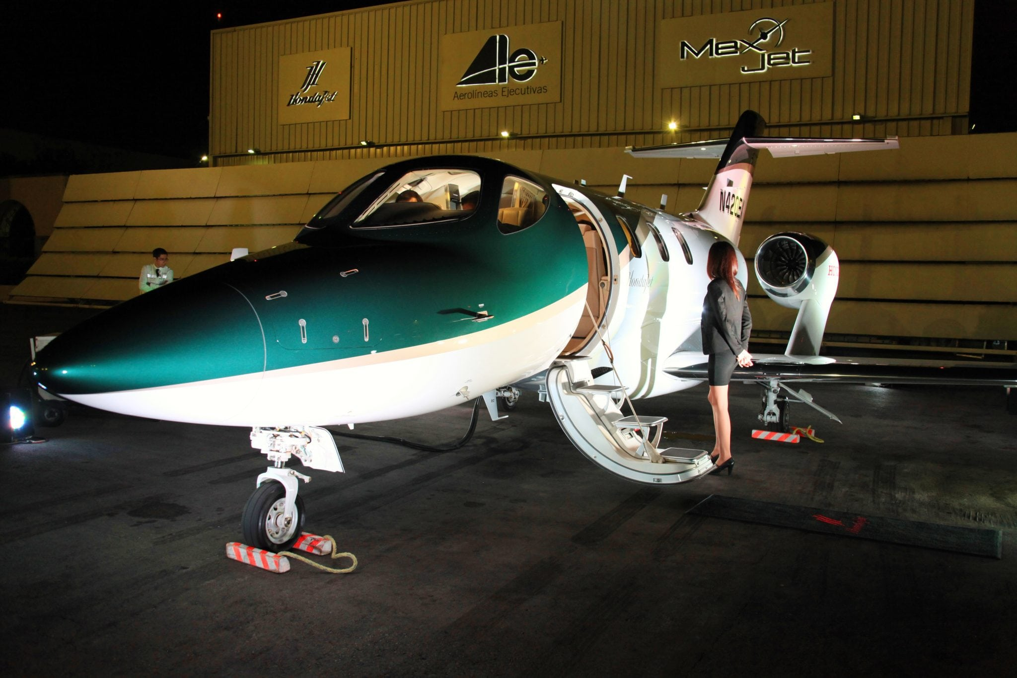 The HondaJet has received type certification from the Civil Aviation Safety Authority of Mexico, the Dirección General de Aeronáutica Civil (DGAC)