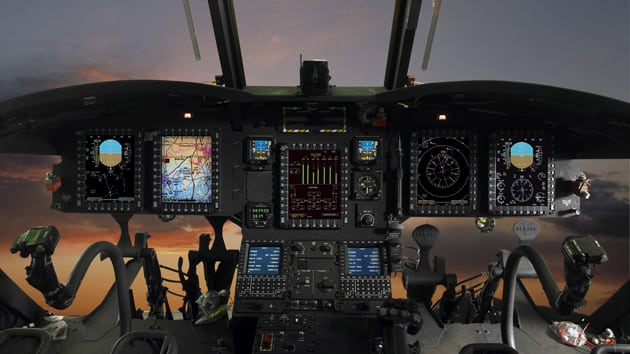 Rockwell Collins' Common Avionics Architecture System (CAAS)