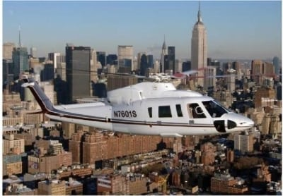 Sikorsky is producing airframe kits to upgrade the S-76C+(TM) helicopter to S-76C++(TM) capability